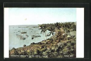 AK Tanga Bay, Universities Mission to Central Africa, Panorama