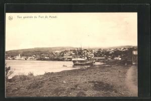 AK Matadi, Vue générale du Port