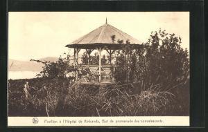 AK Kinkanda, Pavillon à l`Hopital