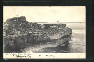 AK Mombasa, Old Portuguese Ruins