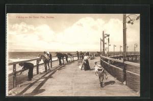 AK Durban, Fishing on the Ocean Pier