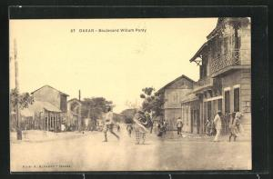 AK Dakar, Boulevard Willam Ponty