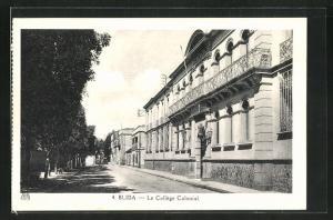 AK Blida, Le College Colonial