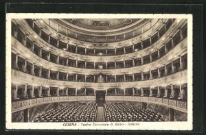 AK Cesena, Teatro Comunale A. Bonci, Interno