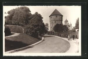 AK Tallinn, Harjuväravamägi