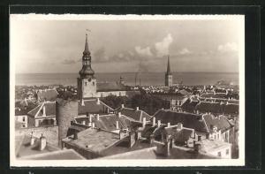 AK Tallinn, Vaade pikast Hermanist