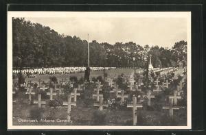 AK Oosterbeek, Airbone Cemetery, Friedhof