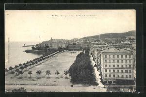 AK Bastia, Vue generale de la Place Saint-Nicolas