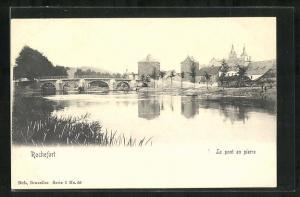 AK Rochefort, Le pont en pierre