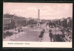 AK Lisboa, Avenida da Liberdade