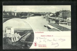 AK Namur-sur-Meuse, Le Confluent