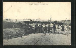 AK Dakar, Travaux du Pont