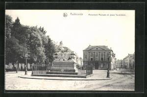 AK Audenarde, Monument Mexicain et place Tacambaro