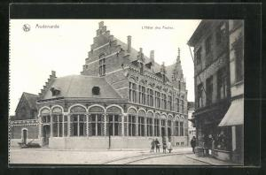 AK Audenarde, l'Hotel des Postes