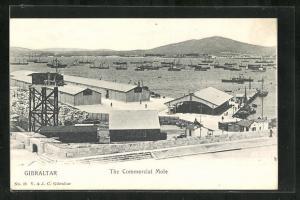 AK Gibraltar, the Commercial Mole