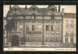 AK Malines, College St. Rombaut