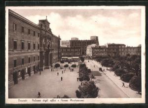 AK Taranto, Palazzo dgli uffici e Piazza Mastronuzzi