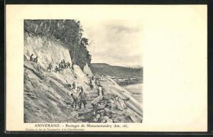 AK Aniverano, Roctages de Manarantsandry