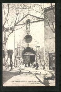 AK Manosque, Eglise Notre-Dame