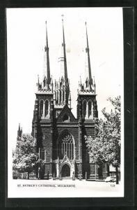 AK Melbourne, St. Patrick`s Cathedral