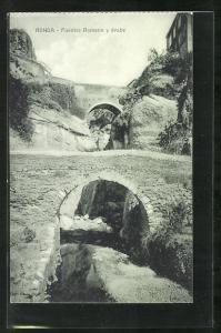 AK Ronda, Puentes Romano y árabe