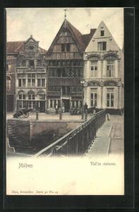 AK Malines, Vieilles Maisons