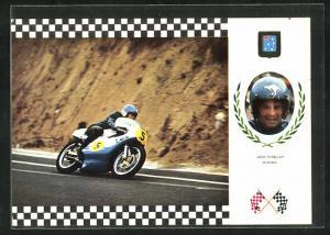AK No. 7 Serie Gran Prix, Jack Findlay auf Moto Jada G. P. 500 c.c.