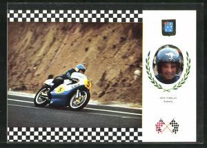 AK No. 7 Serie Gran Prix, Jack Findlay auf Moto Jada 75 CV