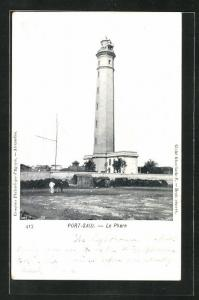 AK Port-Said, Le Phare, Leuchtturm