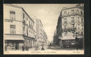 AK Saint-Denis, La Rue Dezobry