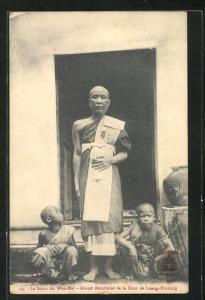 AK Luang-Prabang, Le Satou de Wat-Mai, Grand Aumonier de la Cour