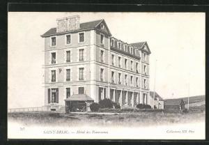 AK Saint-Briac, Hotel des Panoramas