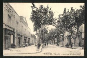 AK Lunel, Avenue Victor-Hugo