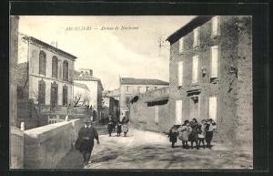 AK Argeliers, Avenue de Narbonne