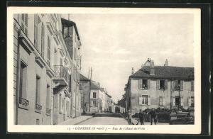 AK Gonesse, Rue de l`Hotel-de-Ville