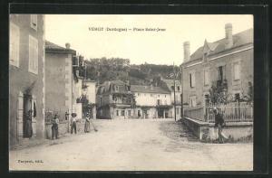 AK Vergt, Place Saint-Jean