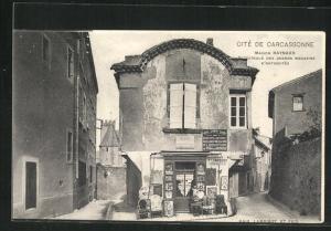 AK Carcassonne, Maison Raynaud