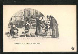 AK Limoges, Place du Poids Public