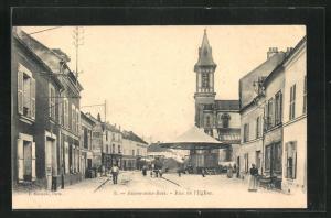 AK Rosny-sous-Bois, Rue de l`Eglise