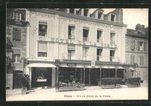AK Dinan, Grand Hotel de la Poste