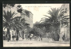 AK Ajaccio, Avenue du Premier Consul