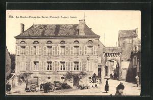 AK La Roche-Posay-les-Bains, Castel Hotel