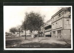 AK Gaillac, Promenade Dom Vayssette