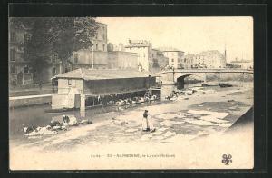 AK Narbonne, Le Lavoir flottant