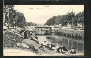 AK Narbonne, Pont de la Liberte