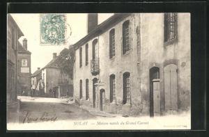 AK Nolay, Maison natale du Grand Carnot