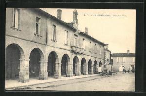 AK Aignan, Hotel de Ville