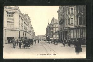 AK Belfort, Avenue Carnot