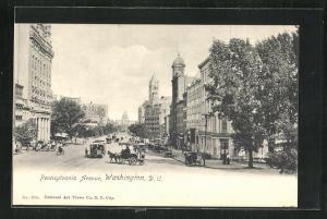 AK Washington D.C., Pennsylvania Avenue