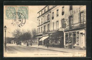 AK Laval, Rue de la Paix et Pont-Neuf